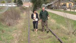 Rail trail controversy continues in Lake Country