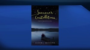 Author Alisha Sevigny's new book, Summer Constellations