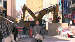 Montreal to create charter for construction sites