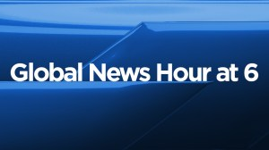 Global News Hour at 6 Weekend: Oct 13