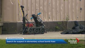 Suspicious package labeled 'bomb' at Toronto elementary school put parents on edge