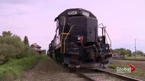 New excursion train highlights Saskatchewan culture