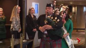 Montreal-Irish celebrate St. Patrick's Day