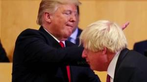 Boris Johnson's common ground with North American leaders