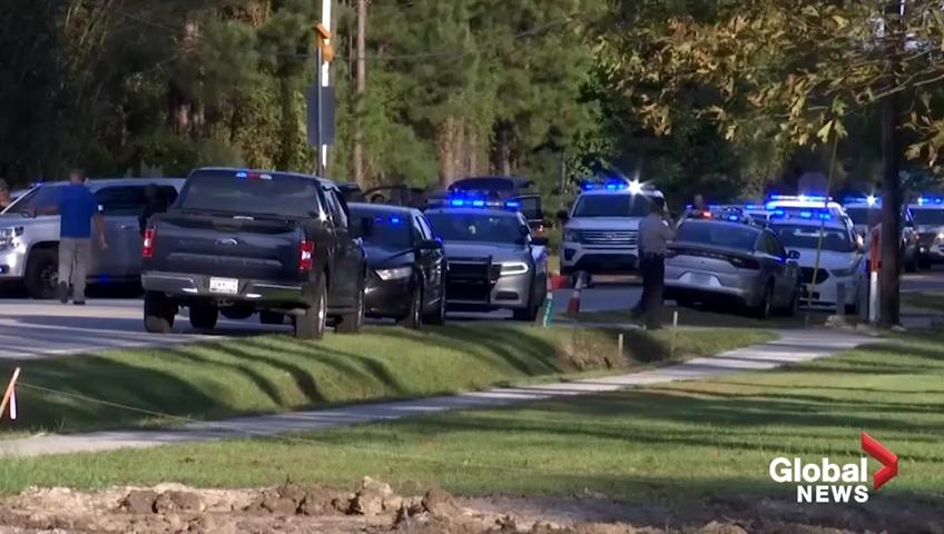 Officers Shot, 1 Fatally, in South Carolina; Suspect in Custody