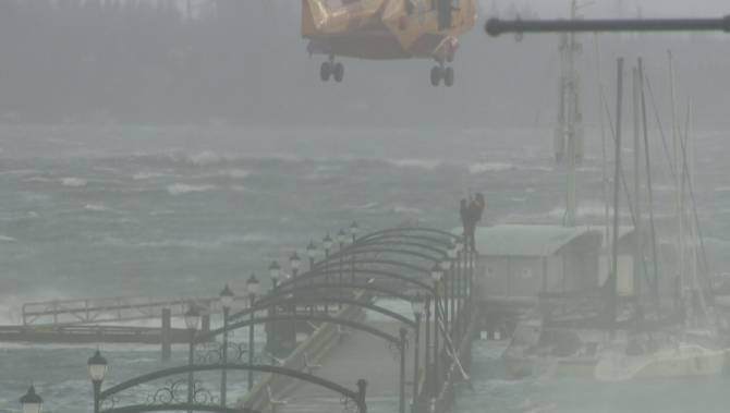 White Rock Pier officially reopens nine months after devastating storm