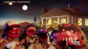 Sesame Street's Stranger Things parody 'Sharing Things' filled with references to the hit Netflix show
