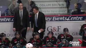 Vern Fiddler Kelowna Rockets Assistant Coach