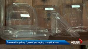 "Toronto recycling: ""Green"" packaging alternatives causing complications"