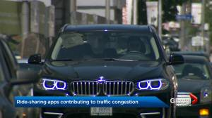Report links rideshare apps to increased congestion