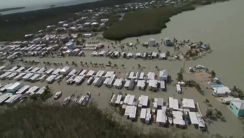 Irma Latest: Utility says it will take weeks to restore power