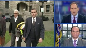 Plecas tried to make Mullen the sergeant-at-arms at B.C. legislature