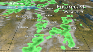 Saskatchewan weather outlook: storms, rain and a wild Easter forecast