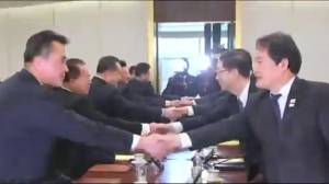 First signs of thaw between North and South Korea