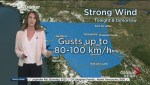 BC Evening Weather Forecast: Oct 25