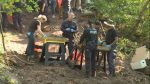 Police discover more human remains at Mallory Crescent