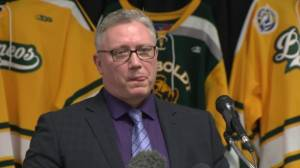 Humboldt Broncos say GoFundMe money to be 'primarily' used to support victims' families