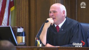 'I've seen too many of these cases': Sobbing judge hands down 10-year sentence to drunk driver