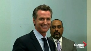 Gavin Newsom says rhetoric of shutting down  border carries economic consequence