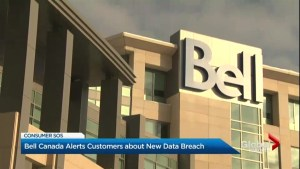 Bell data breach lost personal data for 100,000 customers