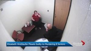Elizabeth Wettlaufer pleads guilty to murders of 8 seniors