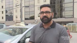 Unicity Taxi driver suspended, investigation continues