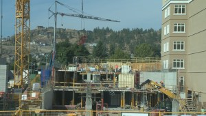 Rental apartment boom in Kelowna expected to ease the tight rental market