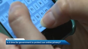 Should the government intervene with Google's privacy issues?