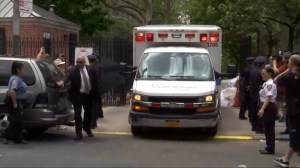 Nadler taken to hospital for assessment after briefly fainting
