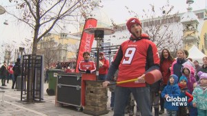 Calgary Grey Cup Committee gets the party started in Ottawa