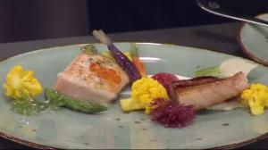 Ellevate Together: Wild Salmon and Pork Belly