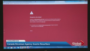 Tax scammers push refunds to steal personal information