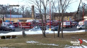 5 dead, 5 officers injured in shooting at manufacturing plant in Aurora, IL