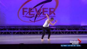 Edmonton dancer takes arts to impoverished communities