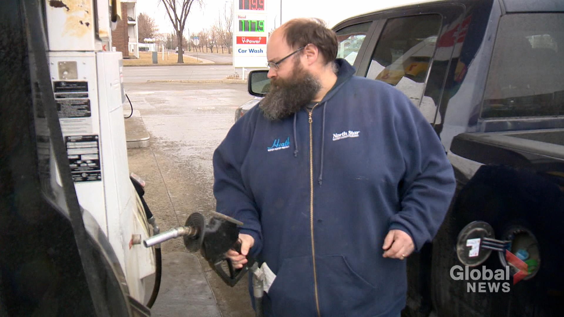 Carbon Tax Raises Gas Prices Up Over 4 Cents
