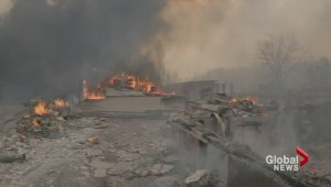 Fort McMurray wildfire: First responders' voices
