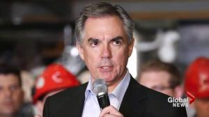 Plane crash kills former Alberta Premier Jim Prentice and three others.