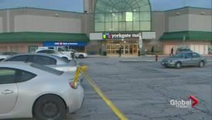 Teenage boy shot in Toronto's north end (01:58)