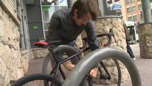 Tips on how to avoid getting your bike stolen