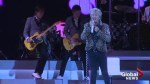 Rod Stewart hits the stage in Kelowna, B.C.