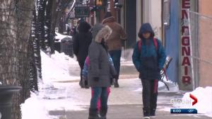 Edmonton begins to emerge from February deep freeze