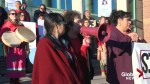 Sisters in Spirit rally takes to Kelowna streets