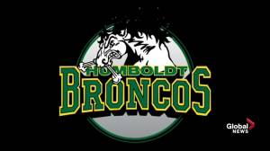 Humboldt Broncos remembered a year later at memorial