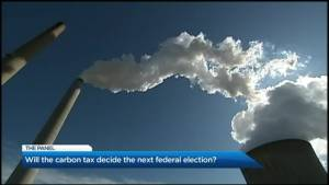The Panel discusses the carbon tax and the 'Northwest Angle""