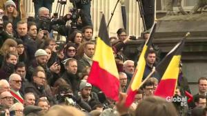 Brussels attackers identified as nation mourns