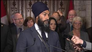 Singh says price tag of Trans Mountain deal 'not reasonable'