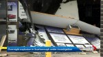 Overnight explosion at Scarborough auto repair shop under investigation