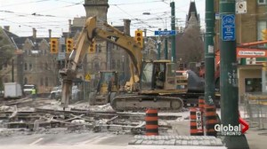 Construction, noise affecting business near Spadina and College