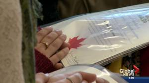 Special ceremony in Saskatoon welcomes new Canadian citizens