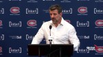 Bergevin encouraged by environment, development of Canadiens young players